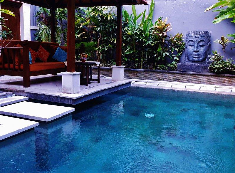 Villa Kora Seminyak Bali – semesterbostad i Kuta District