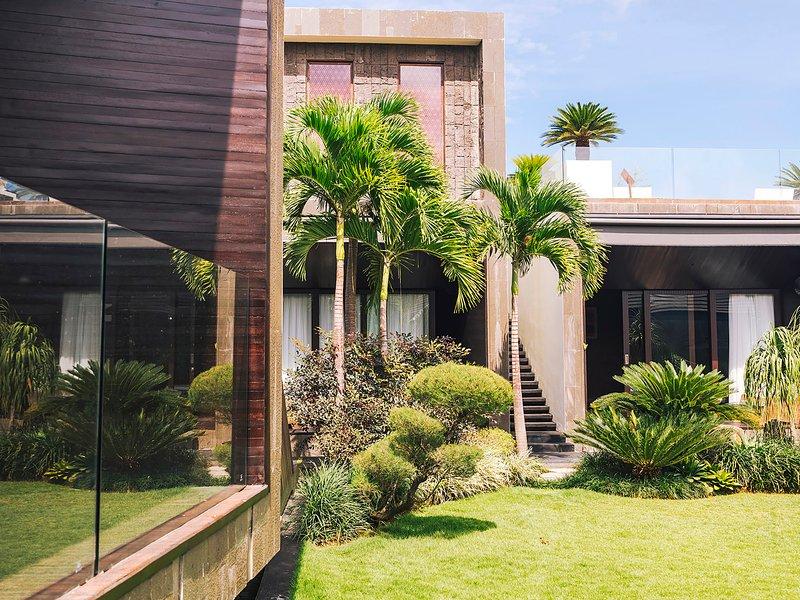 Villa Kayajiwa - The villa garden
