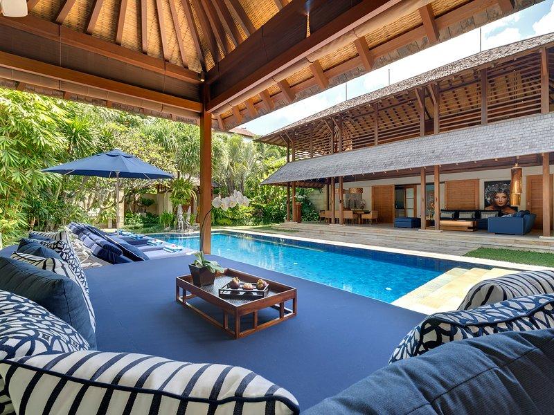Villa Windu Sari - Poolbaal perfect om te koelen bij het zwembad