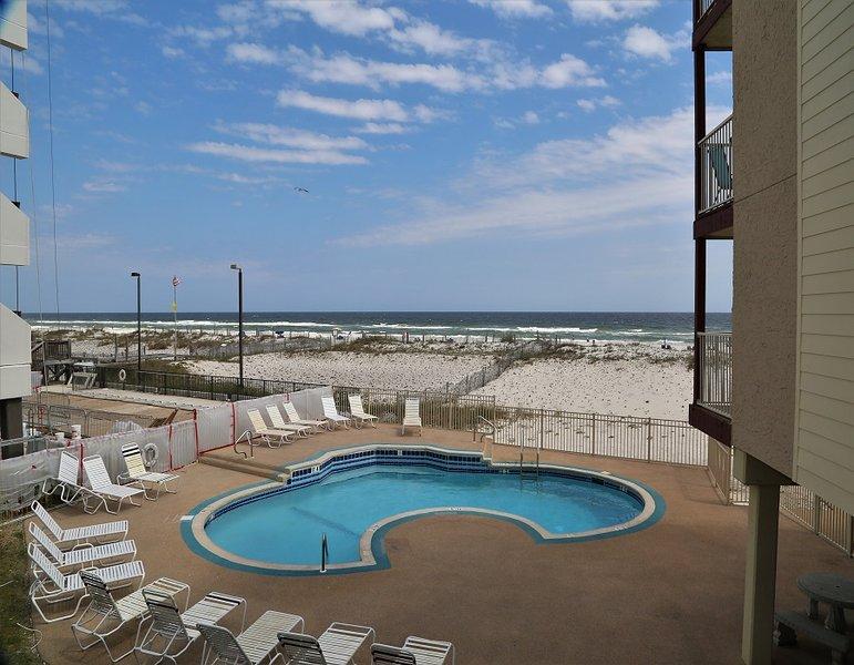 Gran vista de la firma Southern Sands 104 balcón