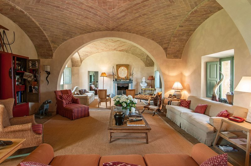 Fontanelle 10, vacation rental in Montalcino