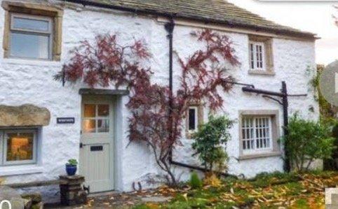 Westside Cottage Traditional Yorkshire Dales Luxury Retreat. Nestled underneath Ingleborough 3 Peak