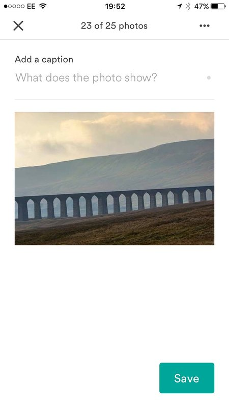 The famous Ribblehead Viaduct easy reach from Westside Cottage