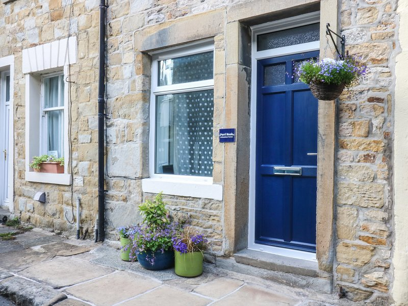 20 WOODMAN TERRACE, centre of Skipton, super king-size, Ref 966595, vakantiewoning in Embsay