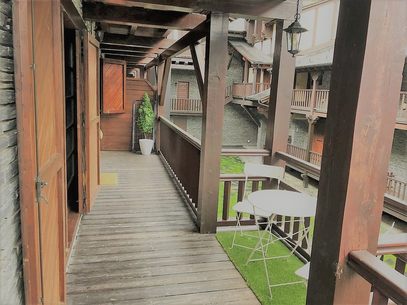 Apartment - 50 m from the slopes, holiday rental in Ransol