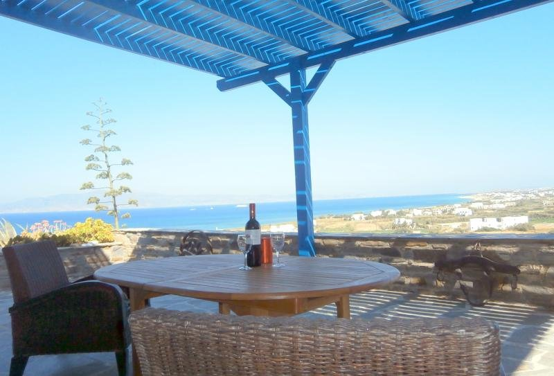 Perfect Place Villa in Naxos, holiday rental in Koronos