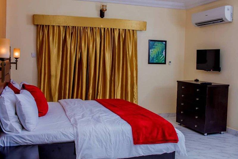 Next-Level Super Apartment, alquiler vacacional en Lekki