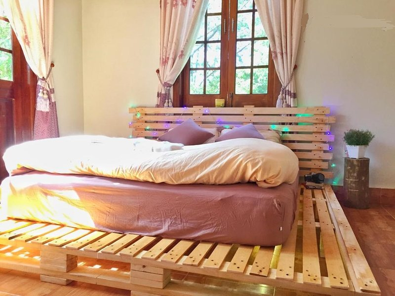 Single Bed Room 2, holiday rental in Kon Tum Province