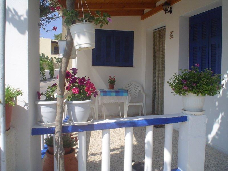 CASA VACANZA SYROS POSEIDONIA, holiday rental in Galissas