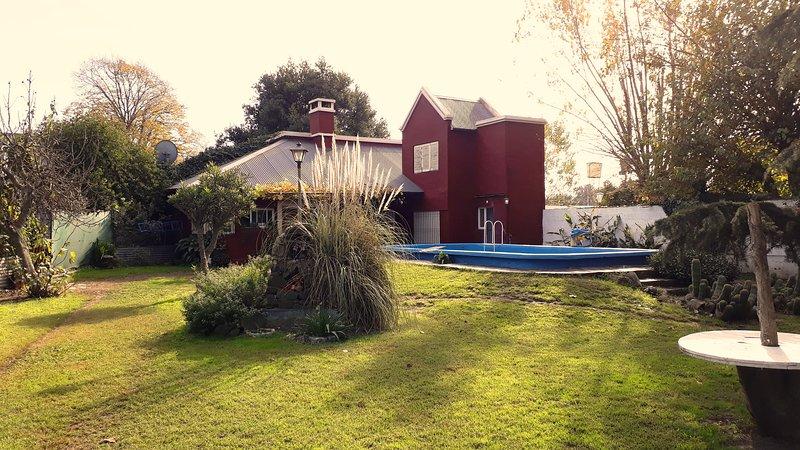 Casa Quinta San Cayetano, alquiler de vacaciones en Tandil