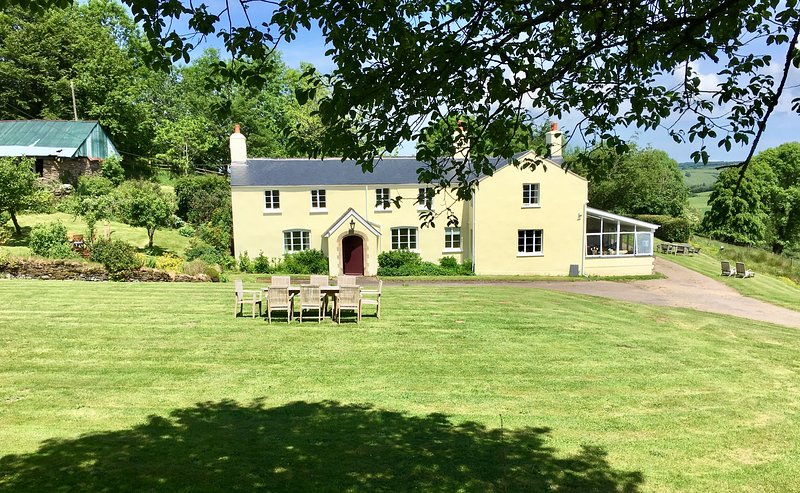 Stockham Farm in the heart of the Exmoor National Park - dog friendly self catering accommodation