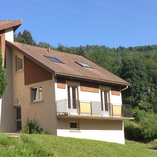 Vosges, home to the heart of nature for 6 to 8 people on the edge of the greenway, trails