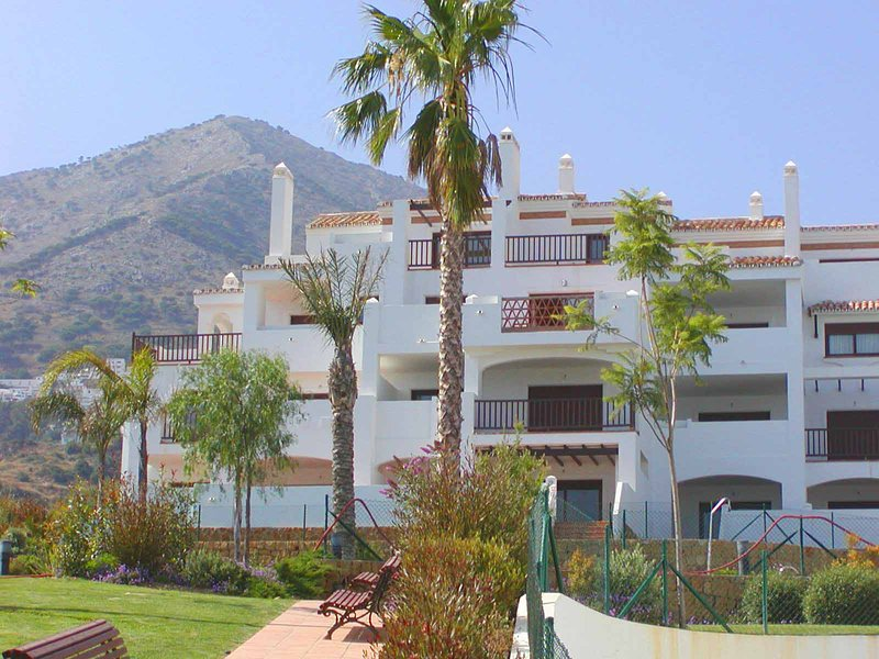 2 Bedroom Apartments on Private Gated Development #, holiday rental in Mijas Pueblo