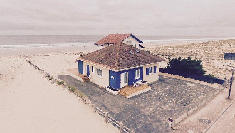 Appartement sur la dune, vacation rental in Mimizan