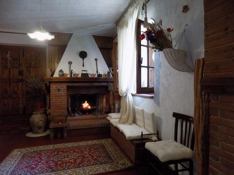 Il Mulinetto B&B Casa Vacanze Giallo, vacation rental in Collazzone