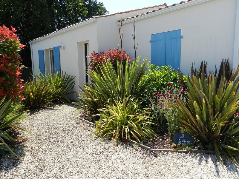 Paradiles villa le heron 4 Etoiles, aluguéis de temporada em Dolus-d'Oleron