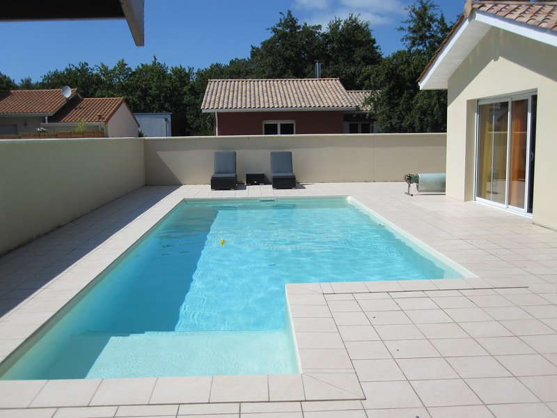 Soulac'Ouette - Piscina