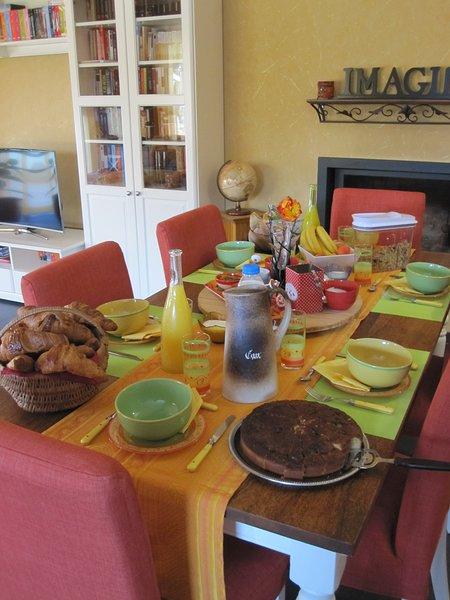 Soulac'Ouette - café da manhã completo franco-canadense