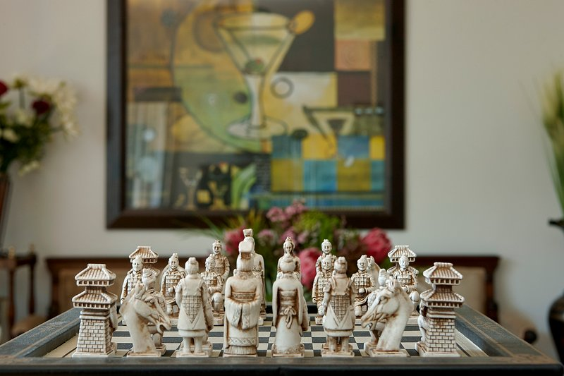 Chess Decoration