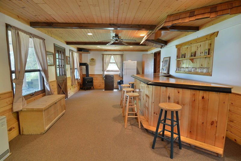 Kenny Lodge, holiday rental in Cable