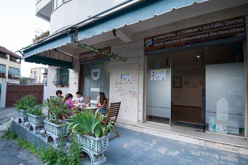 DITArt Residency, location de vacances à Daias-Barabas