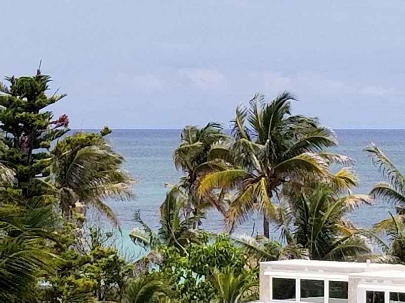 Beautiful Beachfront Coral Beach One Bedroom Condo with Ocean View!!, holiday rental in Freeport