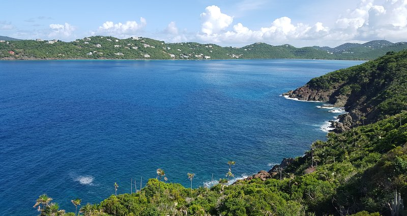 The Dancing Orchid B&B Villa, Ocean Room, Ferienwohnung in Charlotte Amalie