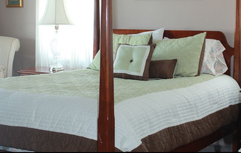 The Tuscany Room in Villa Bianca Bed & Breakfast, location de vacances à Rushville