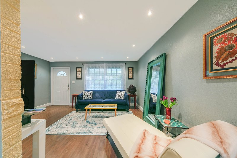 ❤️Lesa's Retreat ❤️ Las Olas, Fort Lauderdale, Florida, holiday rental in Fort Lauderdale