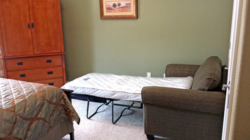 Wisconsin Dells Getaways Pull Out cama individual # 307