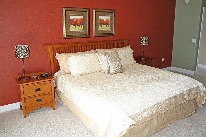 Dormitorio principal de Wisconsin Dells Getaways # 307