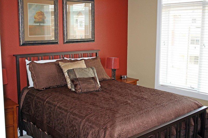 Segundo dormitorio de Wisconsin Dells Getaways # 307