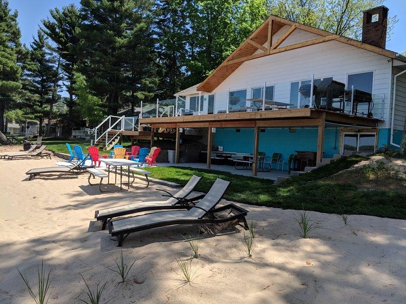 Dune View Resort, Private 100' beachfront, location de vacances à Mears