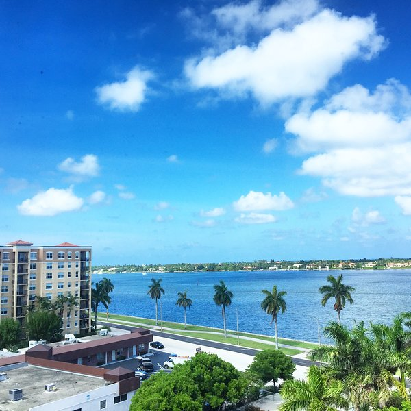 West Palm Beach In 2019: Contemporary Loft With Stunning Waterfront Views! UPDATED