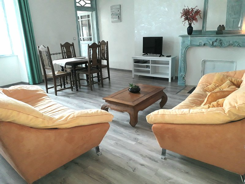 Bel appartement en Ariège, holiday rental in Buzan