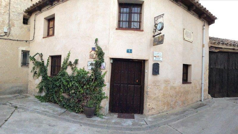 Casa rural grupos y familias,  Pequeño Huesped en Valladolid, Casas PIN, alquiler de vacaciones en Provincia de Valladolid