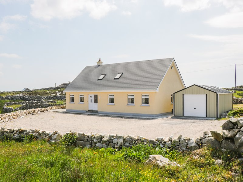LAKEVIEW, woodburning stove, great touring base, views, in Lettermore, location de vacances à Rosmuck