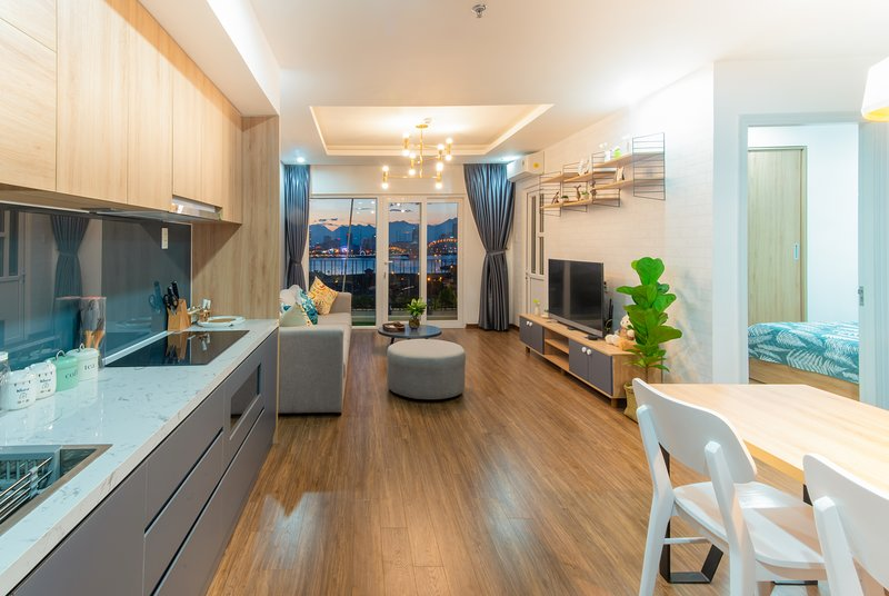 kinken luxury apartment, holiday rental in Da Nang