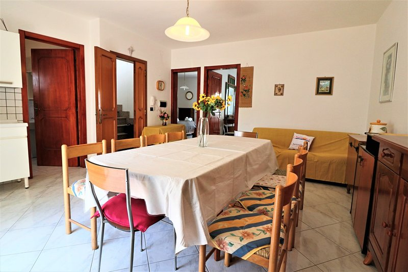 Maristella holiday home in Galatone towards the sea, holiday rental in Galatone