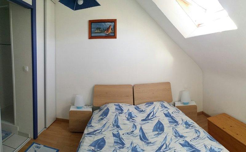 Appartement Goustan à Auray  2-4 personnes, location de vacances à Plougoumelen