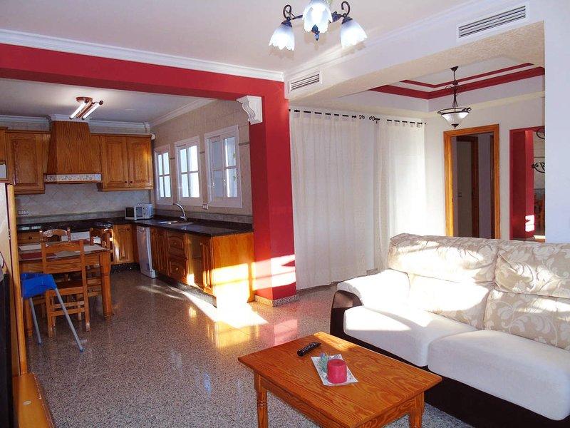 A&N San Roque, holiday rental in Benamocarra
