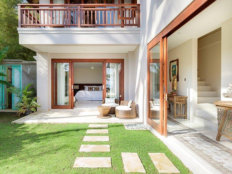 Villa Tirta Nila - View of guest bedrooms