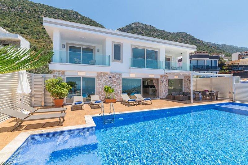 Villa La Mer Kalkan, holiday rental in Bezirgan