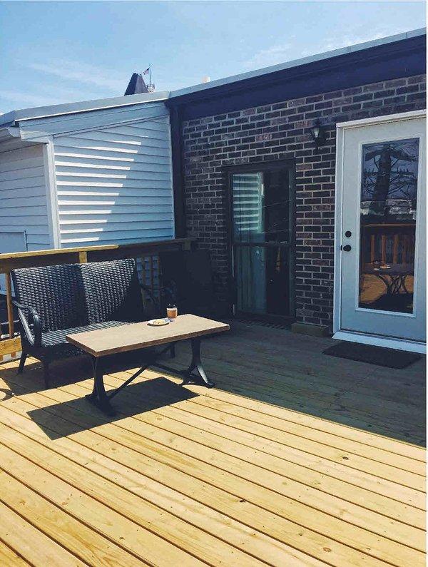 The RiverCity House- Howard Street Loft, holiday rental in Pontiac