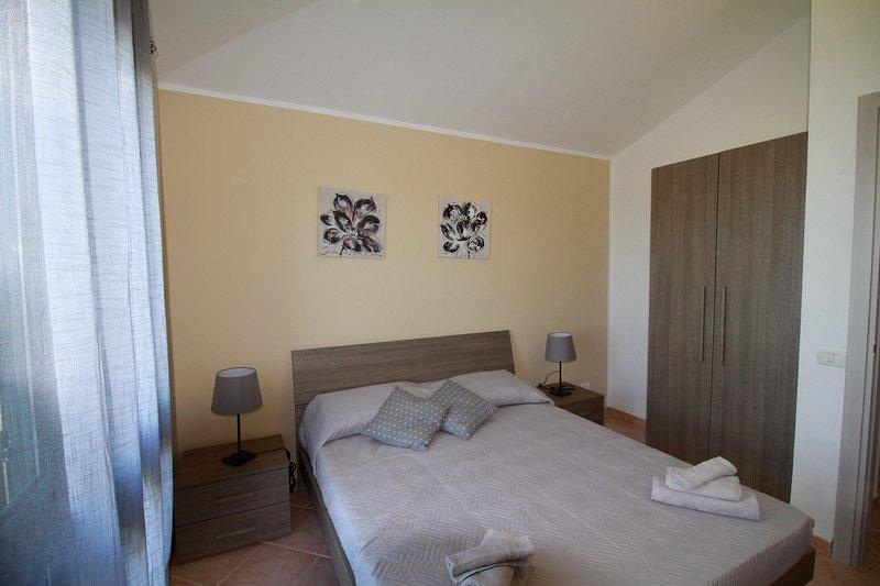 Chambre spacieuse avec un balcon vue sur la mer, lumineux et aéré pour passer un agréable séjour