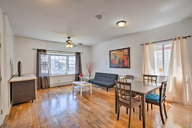 Live Like A New York Local While Staying In This Flushing Vacation Rental