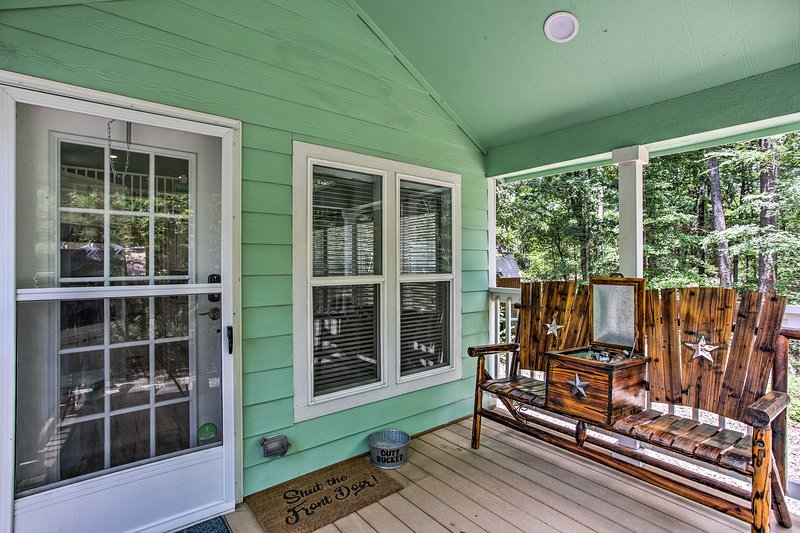forest gem broken bow cottage w porch fire pit updated 2019 rh tripadvisor com