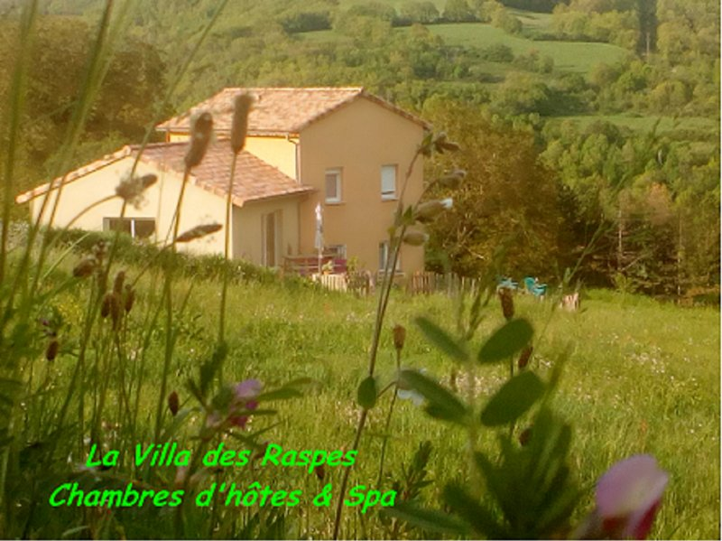 The Raspes Villa