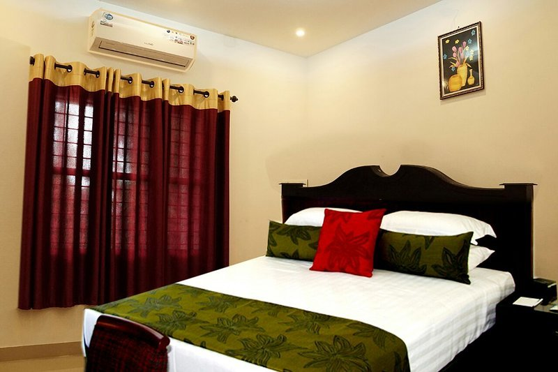 Sagar View Homestay (Bedroom 3), vakantiewoning in Lakkidi