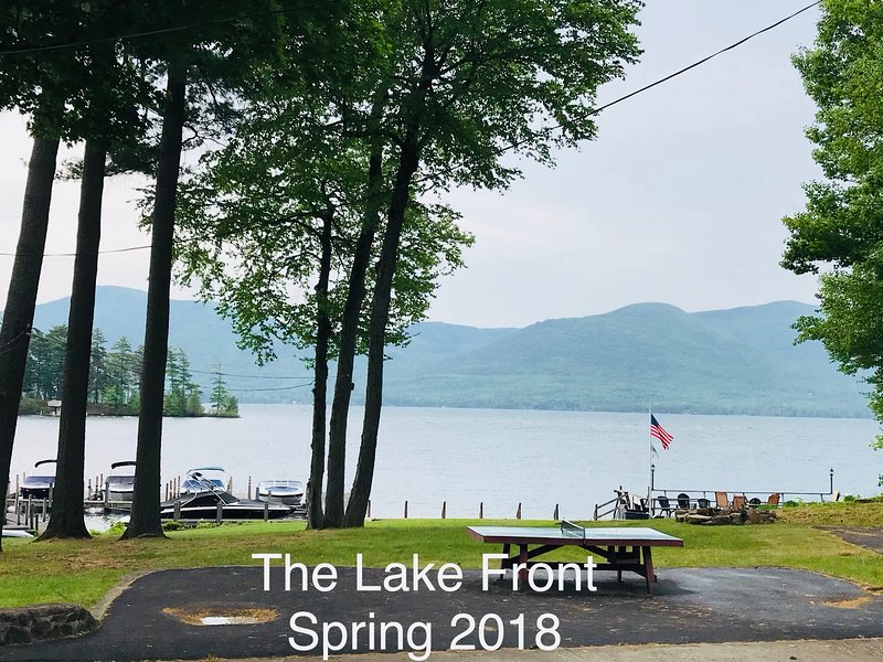 Lake George Community Lake Front